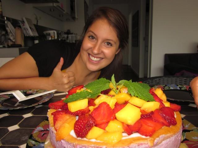 Mig og kagen