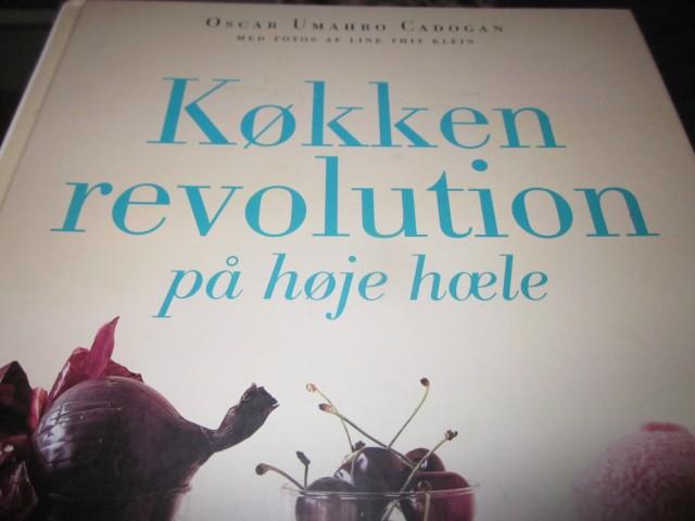 Køkkenrevolutionen på høje hæle