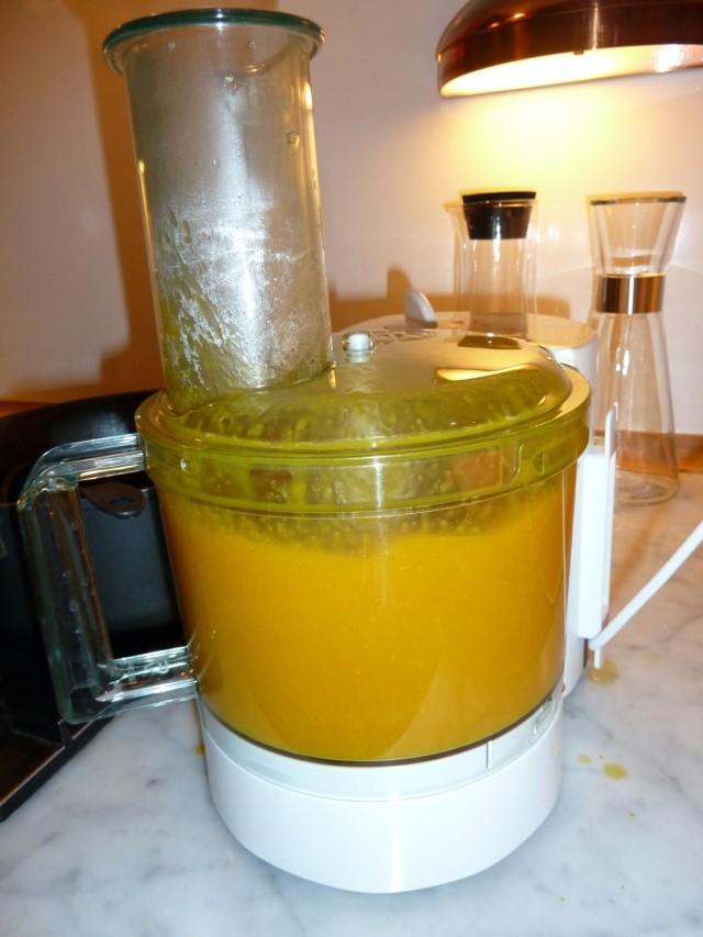 Suppen blendes